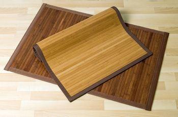 Alfombras de bamb acudam - Alfombra de bambu ...